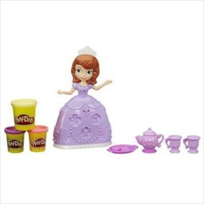 Hasbro A7398 Paly-Doh Sophia The First Tea For Two 3