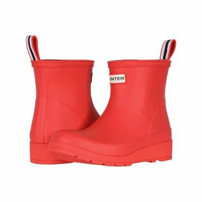 ハンター Hunter レインシューズ・長靴 Original Play Boot Short Rain Boots Hunter Red
