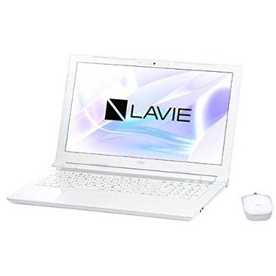 NEC LAVIE Note Standard NS700/JAW PC-NS700JAW ホワイト(15.6 インチ/Core i7/フルHD/8GB/HDD:1TB)