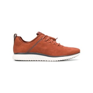 Cole Haan Grand Evolution Shortwing Oxford sneakers - ブラウン