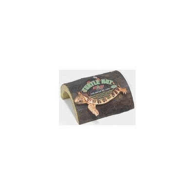 Natural Turtle Hut for Terrariums [Set of 2] Size: Small (0.35' H x 0.33' W x 0.33' L) by Zoo Med