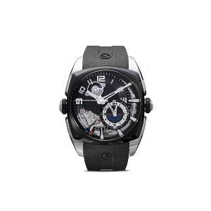 Cyrus Klepcys Alarm Steel DLC 46mm - Black