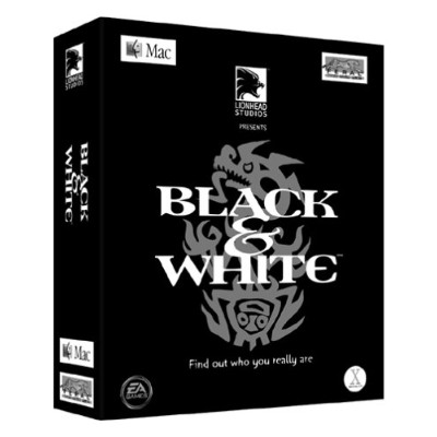 Black & White (Mac) (輸入版)