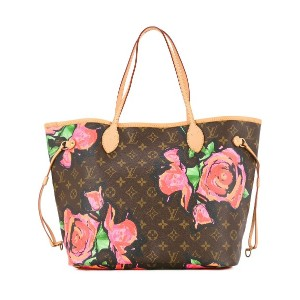 Louis Vuitton Pre-Owned Neverfull MM ハンドバッグ - ブラウン