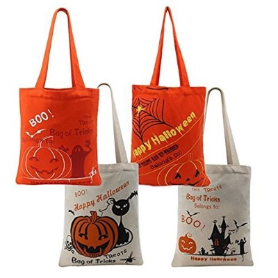 BONISONハロウィン装飾、バッグ、バナー、Hangingライトand More、Perfect for Trick or Treatハロウィン、パーティー、Kids and Teens。...