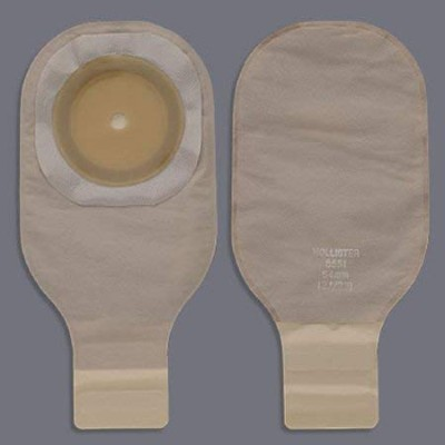 HOLLISTER Colostomy Pouch Premier One-Piece System 12 Length Up to 2-1/2 Stoma Drainable (#8551,...