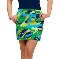 LoudMouth Ladies Ground Under Repair StretchTech Skort【ゴルフ レディース>スコート】