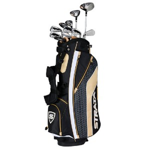 Callaway Ladies Strata Tour 16pcs Package Set【ゴルフ レディース>クラブセット】