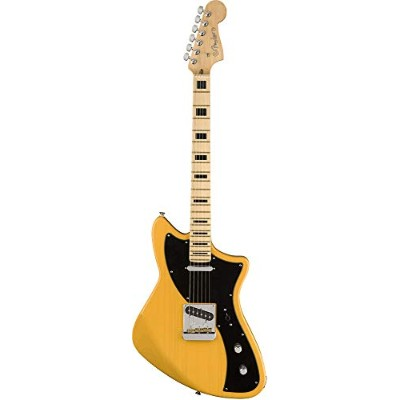 Fender Limited Edition Meteora Maple Fingerboard Butterscotch Blonde エレキギター フェンダー