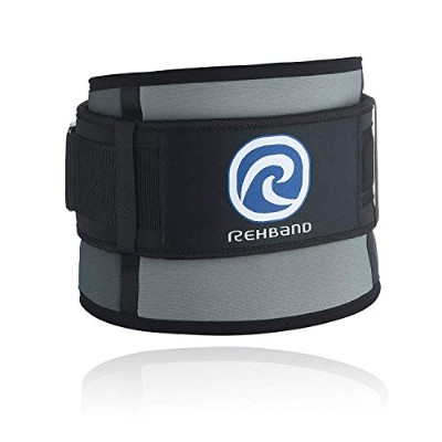 Rehband Back Support, Power Line (X-Large) by Rehband