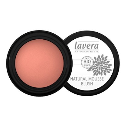 ラヴェーラ Natural Mousse Blush - #02 Soft Cherry 4g/0.14oz