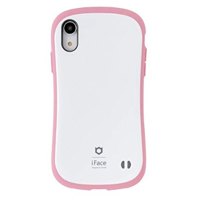 iFace First Class Pastel iPhone XR ケース [ピンク]