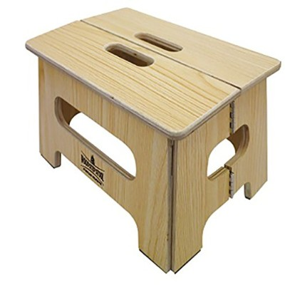 Wood Step Stool ウッドステップスツール S H04-0010