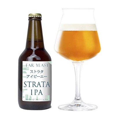 Far Yeast Strata IPA 330ml × 24本