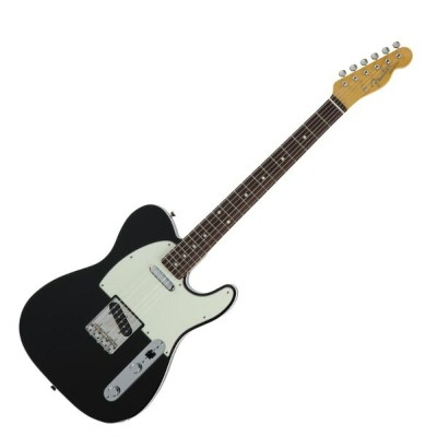 Fender Made in Japan Traditional 60s Telecaster Custom BLK エレキギター