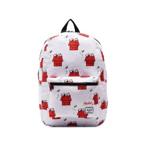 Herschel Supply Co. Snoopy Skate バックパック - ホワイト