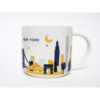 Starbucks New York City, You Are Here Collection, Mug Coffee Cup Special Edition with Original...