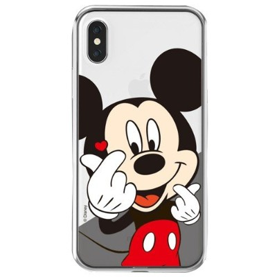 【 iPhone7 iPhone8 共用 ケース カバー 】【★/日本国内発送】【正規品 Disney Clear Jelly Case】 iPhone7 iPhone8 ディズニー クリア ケース...
