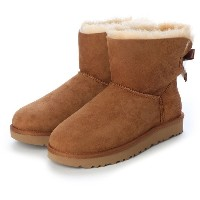 【SALE 24%OFF】アグ UGG UGG 1016501 W MINI BAILEY BOW 2 チェスナット (チェスナット) レディース
