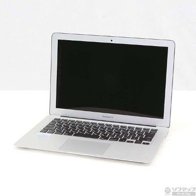 【中古】アップルMacBook Air MD760J/B Core_i5 1.4GHz 4GB SSD128GB 〔10.9 Mavericks〕【291-ud】