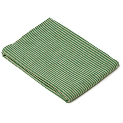 Patch Magic Green Hunter and Tan Cheque Fabric King Sham, 80cm by 50cm