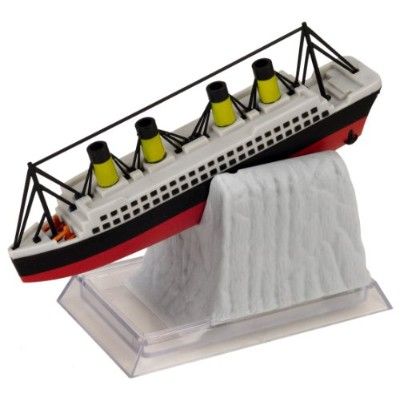 JW Pet Company ActivAir Titanic Aquarium Ornament by JW Pet