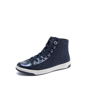 GEOX SNEAKERS○J64L5A022HIC4002 Navy アクセサリー