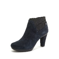 GEOX ANKLE BOOTS○D64G9B00021C4021 Dk navy ブーツ