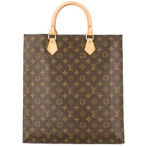 Louis Vuitton Vintage Louis Vuitton Sac Plat トートバッグ - ブラウン