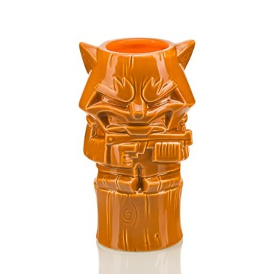 Guardians of the Galaxy Geeki Tiki 470ml Mug: Rocket Raccoon