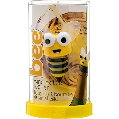 Joie Bumble Bee Wine Bottle Topper Cork Stopper