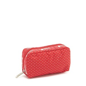 LeSportsac RECTANGULAR COSMETIC○6511E129 Apple seeds メイクアップ