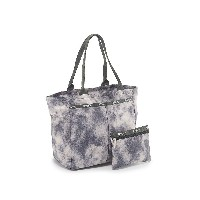 LeSportsac EVERYGIRL TOTE○7891D988 Pitch purrfect カバン・バッグ