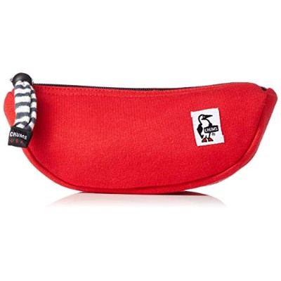 [チャムス]CHUMS Watermelon Pouch Sweat Scarlet