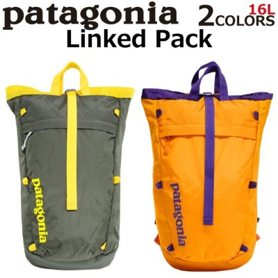 patagonia パタゴニア Linked Pack リンクド パックリュック リュックサック デイパック バックパック バッグ メンズ レディース 16L A4 48050プレゼント ギフト...