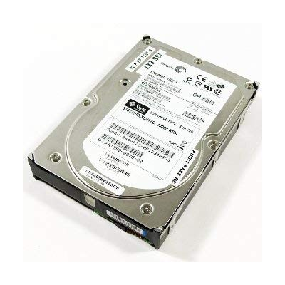 Seagate Cheetah10K.7 3.5インチ内蔵型HDD 73GB/U-320-SCSI/80pin ST373207LC