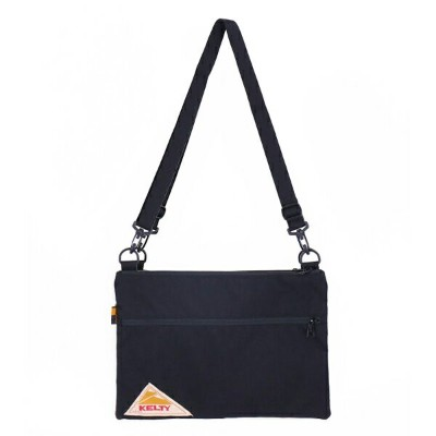 KELTY(ケルティ) VINTAGE FLAT POUCH M Black 2592145