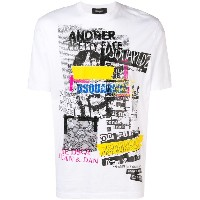 Dsquared2 Another Pretty Face Tシャツ - ホワイト