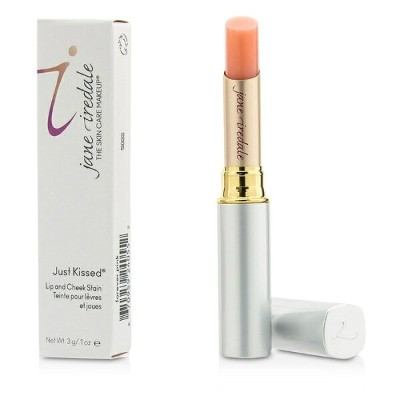 Jane Iredale Just Kissed Lip & Cheek Stain - Forever Pink ジェーンアイルデール フォーエバーシリーズ Just Kissed -...