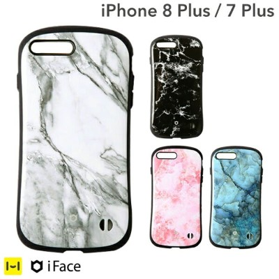 53ab68ced4 iPhone7 plus iphone8plus ケース iFace First Class Marble 【 スマホケース アイフェイス iFace マーブル  大理石 柄