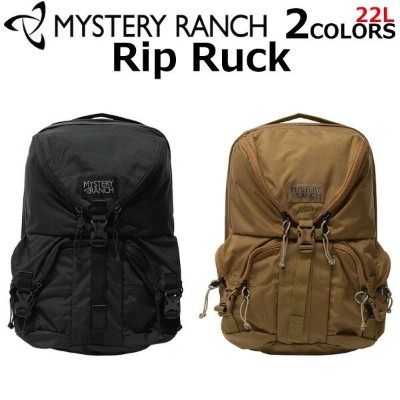 MYSTERY RANCH ミステリーランチ RIP RUCK リップラック バックパックリュック リュックサック バッグ メンズ 22Lプレゼント ギフト 通勤 通学 送料無料