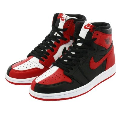 NIKE AIR JORDAN 1 RETRO HIGH OG 【HOMAGE TO HOME】 ナイキ エア ジョーダン 1 レトロ ハイ OG BLACK/WHITE/UNIVERSITY...