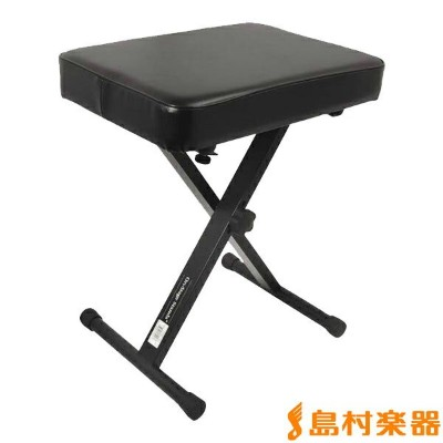 OnStageStands KT7800 折りたたみ式 椅子/イス 【キーボード・ピアノ演奏・ギター弾き語りにオススメ】 【オンステージスタンド】