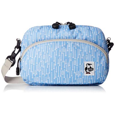 [チャムス] CHUMS Eco Shoulder Pouch II Foot Rain