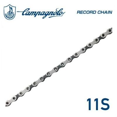 (Campagnolo)カンパニョーロ チェーン RECORD 11S レコード11S CN11-RE1(8033874119969)