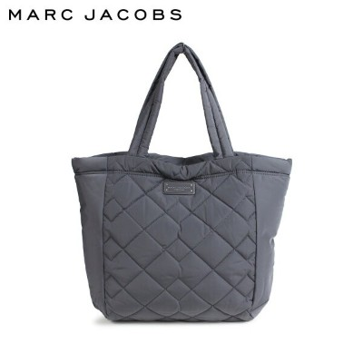 9f4f5e324c2b0 マークジェイコブス MARC JACOBS バッグ トートバッグ マザーズバッグ レディース QUILTED TOTE ダークグレー M0011321