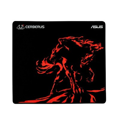 ASUS エイスース CERBERUS Mat PLUS ゲーミングマウスパッド Cerberus Mat Gaming Mouse Pad Series レッド[CERBERUSMATPLUS]