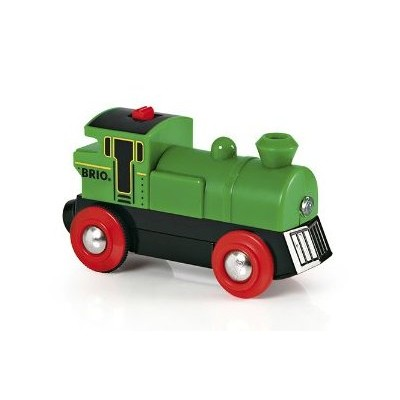 BRIO(ブリオ)バッテリーパワー機関車 33595【電動車】