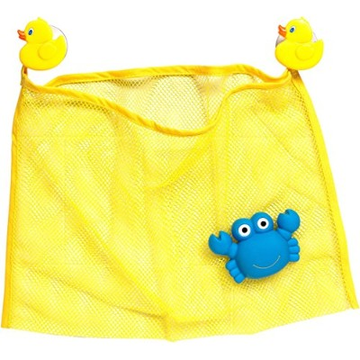 Playgro Bath Net Squirteeセットおもちゃ