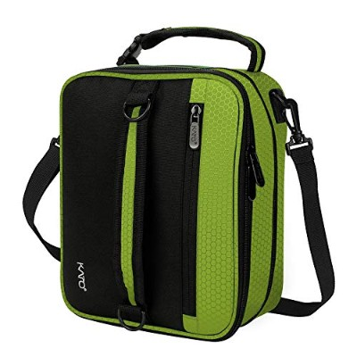 Kato Insulated Lunchバッグ、拡張LeakproofフラットLunch Cooler Tote with Shoulderストラップの男性、女性、子供、最適な用途作業、学校...